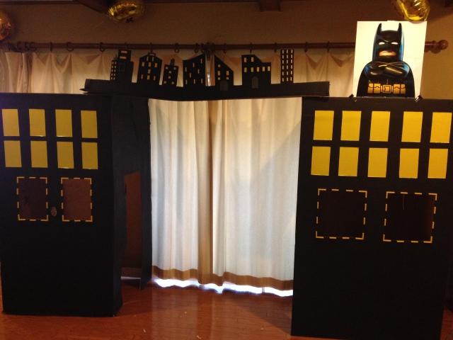 A Batman Lego Movie Party